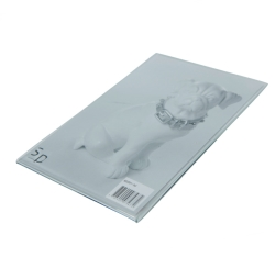 Image of   Fotoramme med magnet - 10x15 cm