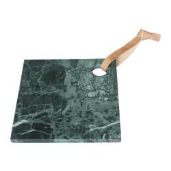 Billede af Skærebræt i grøn marmor