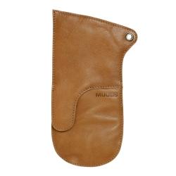 Billede af Grillhandske brun læder - Muubs
