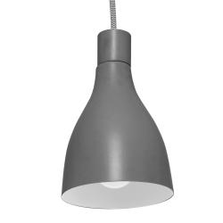 Billede af Nofoot loft lampe - grå