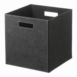 N/A – Opbevarings kasse - grå filt fra fenomen