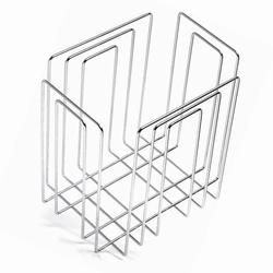 N/A Paper collector - magasinholder i stål fra fenomen