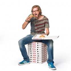N/A – Stol - pizzabakker fra fenomen