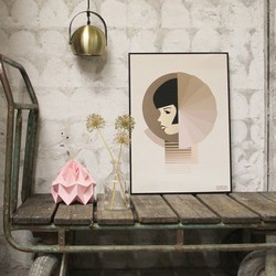 Billede af Plakat - Bauhaus Thinking