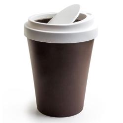 N/A – Papirkurv coffee bin i brun - large på fenomen