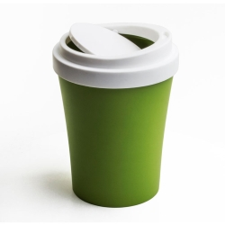 N/A – Papirkurv coffee bin grøn - mini på fenomen
