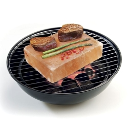 N/A Rivsalt - bbq grill salt blok på fenomen