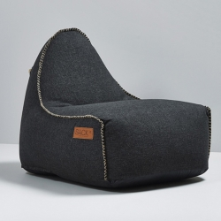 SACKit sækkestol (inde og ude) - sort