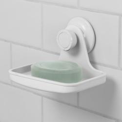 Billede af Flex sæbeholder med sugekop til væg