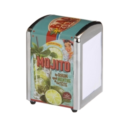 Image of   Serviet dispenser - Mojito