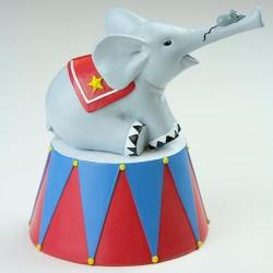 Billede af Friisenborg sparegris - Cirkuselefant