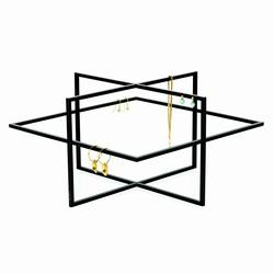 Billede af Smykkeholder - Morfo Square cross wide