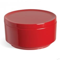 Step - rød krukke