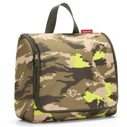 Billede af Toilettaske XL - Camouflage