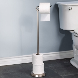 Toiletrulleholder til gulv - tucan fra N/A fra fenomen