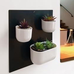 Billede af Hængende urtepotter