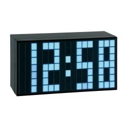 N/A Digital vækkeur med alarm - sort på fenomen