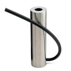 Billede af Vandkande - børstet stål