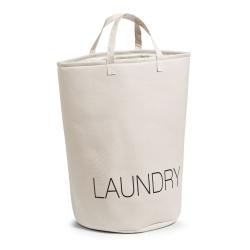 Billede af Vasketøjspose Laundry - beige