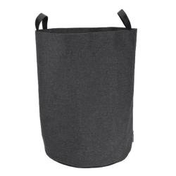 Billede af Vasketøjspose rund - sort