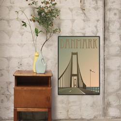 Billede af Broen - Vissevasse plakat