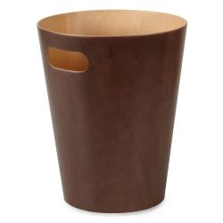 Woodrow papirkurv - espresso
