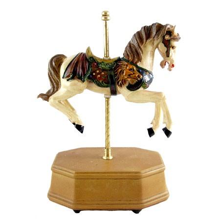 Spilledåse med hest