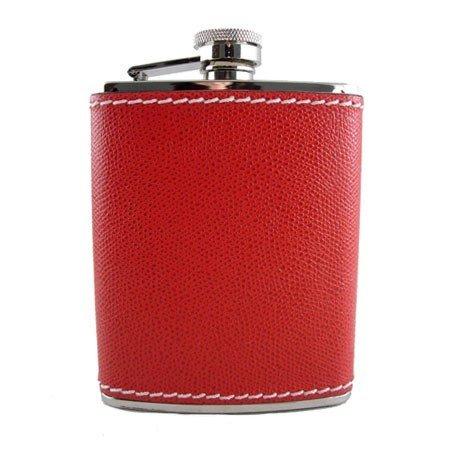 Lommelærke - rød læder