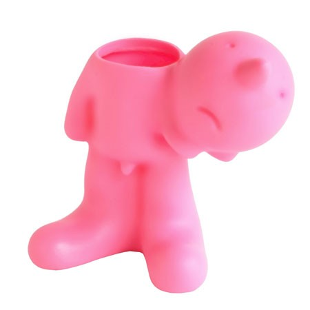 Pencil Holder - Mr. P pink