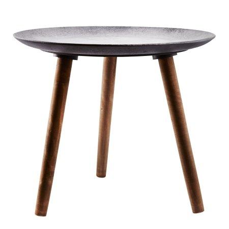 Bord med grå plade - large