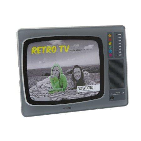 Fotoramme med tv-ramme