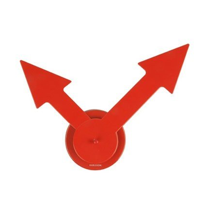 V�gur med r�de pile