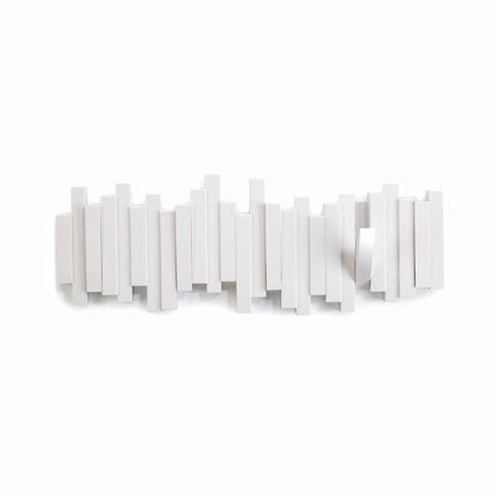 Sticks knager�kke - hvid