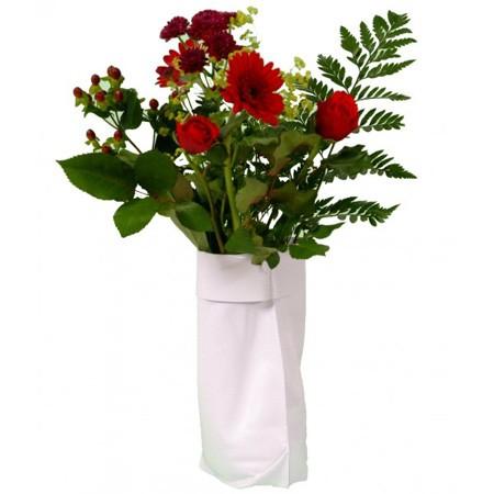 Le Sack vase - hvid