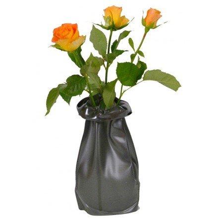 Le Sack vase - grå