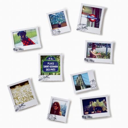 Fotorammer - Postkort - 9 stk