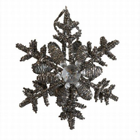 Snowflake lysestage - gr�