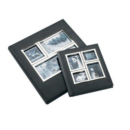 Horizont sort fotoalbum - stort