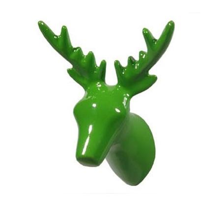 Dear deer knage - grøn