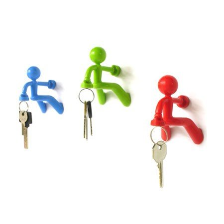 Key Pete n�gleholder - bl�