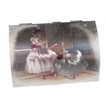 Smykkeskrin med balletdansere