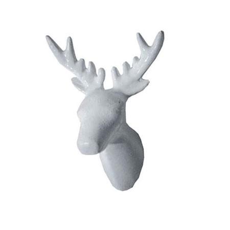 Dear deer knage - hvid