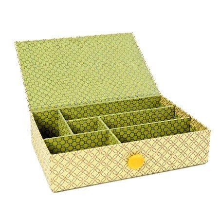 Smykkeskrin - �ske - lime