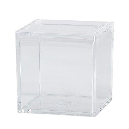 Akryl boks kvadratisk