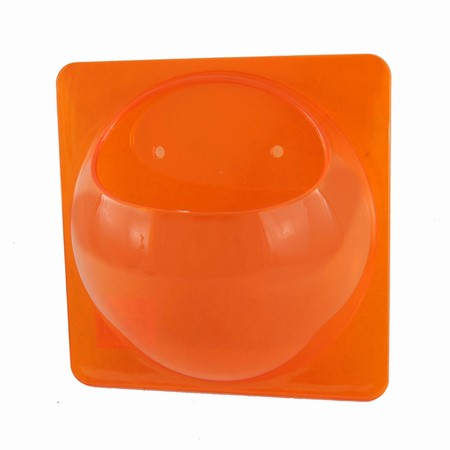 Orange akryl holder