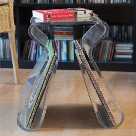 Magino Stool - bord og magasinholder