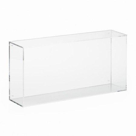 Klar akryl kasse - Neon Living