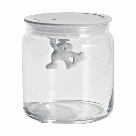 Alessi Gianni glas - hvid small