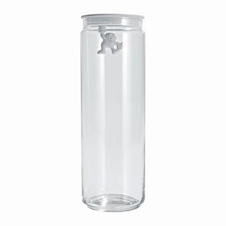 Alessi Gianni glas - hvid xl