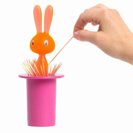 Alessi - Magic Bunny - pink